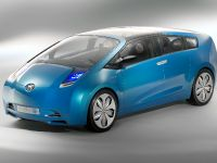 Toyota Hybrid X Concept, 1 of 8
