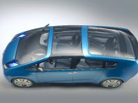 Toyota Hybrid X Concept, 2 of 8
