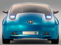 Toyota Hybrid X Concept, 4 of 8