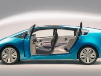 Toyota Hybrid X Concept, 6 of 8