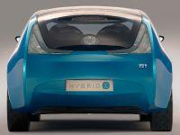 Toyota Hybrid X Concept, 8 of 8