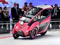 Toyota i-Road Paris 2014, 2 of 5