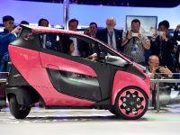 Toyota i-Road Paris 2014, 4 of 5