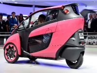 Toyota i-Road Paris 2014, 5 of 5