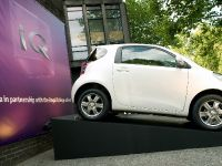 Toyota iQ at the Royal College of Art, 2 of 9