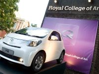 Toyota iQ at the Royal College of Art, 9 of 9