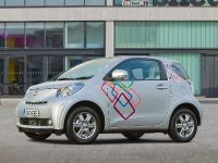 Toyota iQ - Customised Clever Cars, 4 of 5