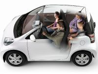 Toyota iQ-Slim Seat design, 3 of 4