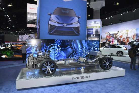 Toyota Mirai Los Angeles