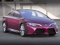 Toyota NS4 Advanced Plug-in Hybrid Concept, 1 of 6