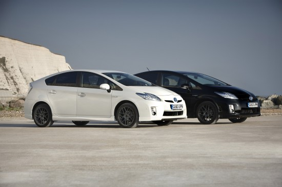 Toyota Prius 10th Anniversary limited edition