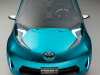 Toyota Prius c Concept, 7 of 27
