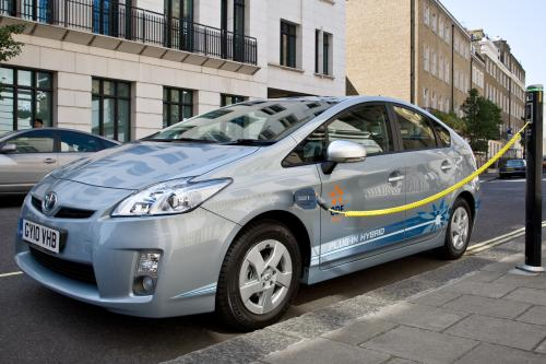 """Тойота\"" и \"" EDF Energy будет тест Plug-in Hybrid Vehicle лизинговые программы"