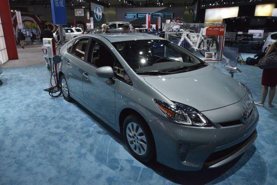Toyota Prius Los Angeles
