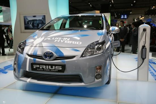 Toyota Prius Plug-in Frankfurt