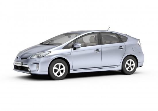 Toyota Prius Plug-in Hybrid Electric Vehicle - PHEV