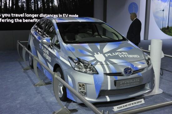 Toyota Prius Plug-in Hybrid Los Angeles