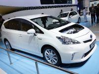 Toyota Prius Plus Frankfurt 2011