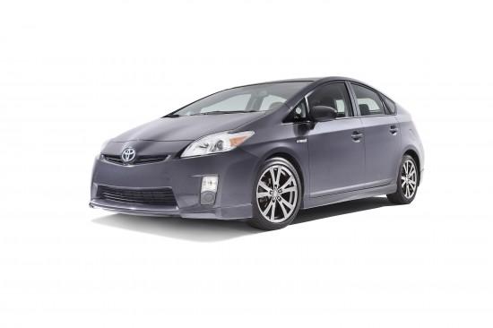 Toyota Prius PLUS Performance