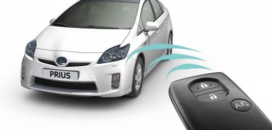 Toyota Prius Solar Pack