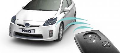 Toyota Prius Solar Pack (2009) - picture 4 of 5