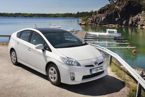 Toyota Prius Solar Pack (2009) - picture 1 of 5