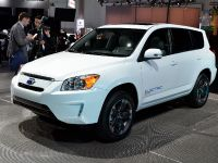 Toyota RAV4 EV Los Angeles 2010, 1 of 3