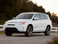 Toyota RAV4 EV, 27 of 33