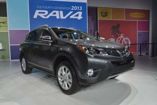 Toyota RAV4 Los Angeles