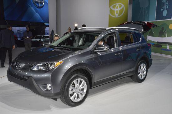 Toyota RAV4 Los Angeles