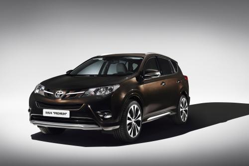 Toyota RAV4 Premium, 1 of 2