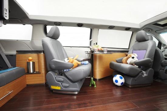 Toyota Sienna Swagger Wagon Supreme