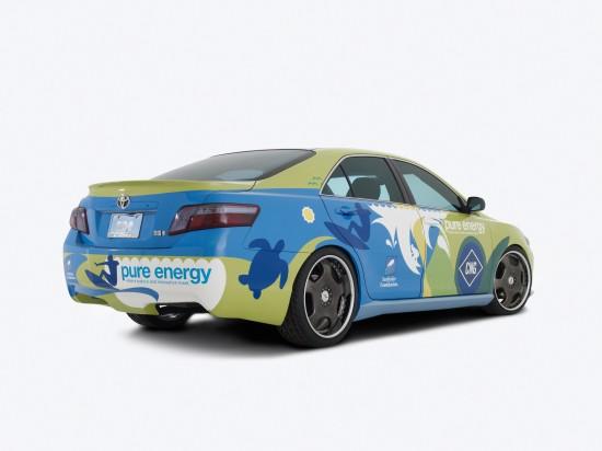 Toyota Surfrider Camry Hybrid