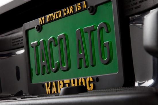 Toyota Tacoma ATG