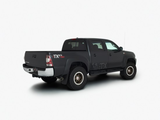 Toyota Tacoma TX Package SEMA