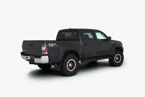 Toyota Tacoma TX Package Concept в 2009 SEMA Show