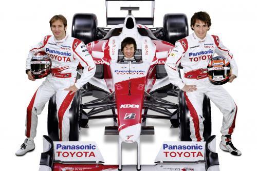 Toyota стремится к Гран-при Glory С Новым TF109