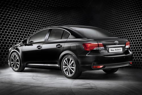 Toyota Avensis с Touch and Go Plus