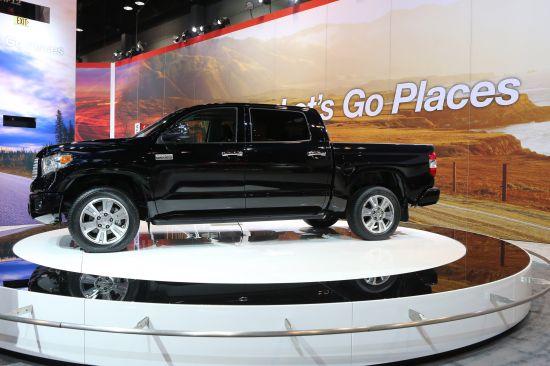 Toyota Tundra Platinum Chicago