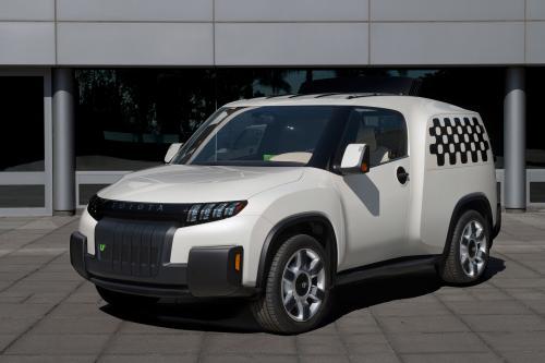 Тойота внедряет инновационные городских коммунальных концепции [видео]