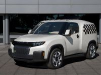 Toyota U-squared Urban Utility Concept, 1 of 8