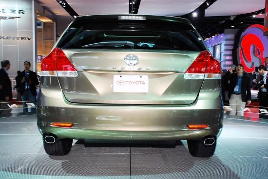 Toyota Venza Detroit