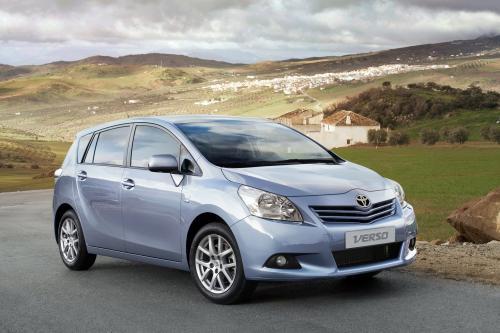 Мировая Премьера Нового Toyota Verso