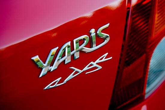 Toyota Yaris Edge