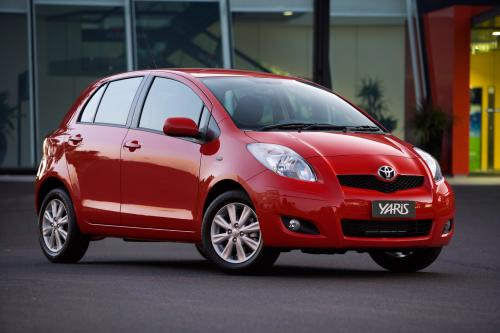 Toyota Yaris Edge Special Edition