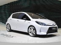 thumbnail image of Toyota Yaris HSD concept Geneva 2011