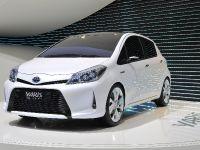 Toyota Yaris HSD concept Geneva 2011