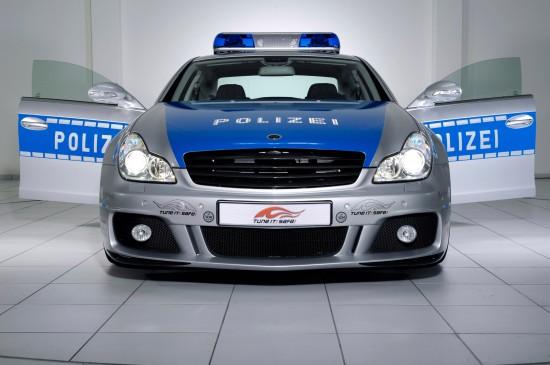 Brabus Rocket Police Car Mercedes-Benz CLS