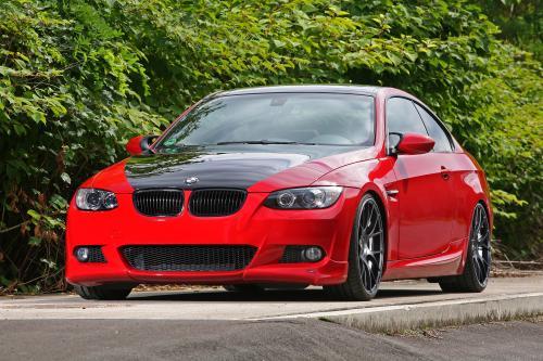 Тюнинг концепции BMW E92 в потрясающей трансформации