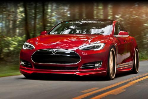 Отключил Производительности Тесла Модель S - Обновления Для Укладки